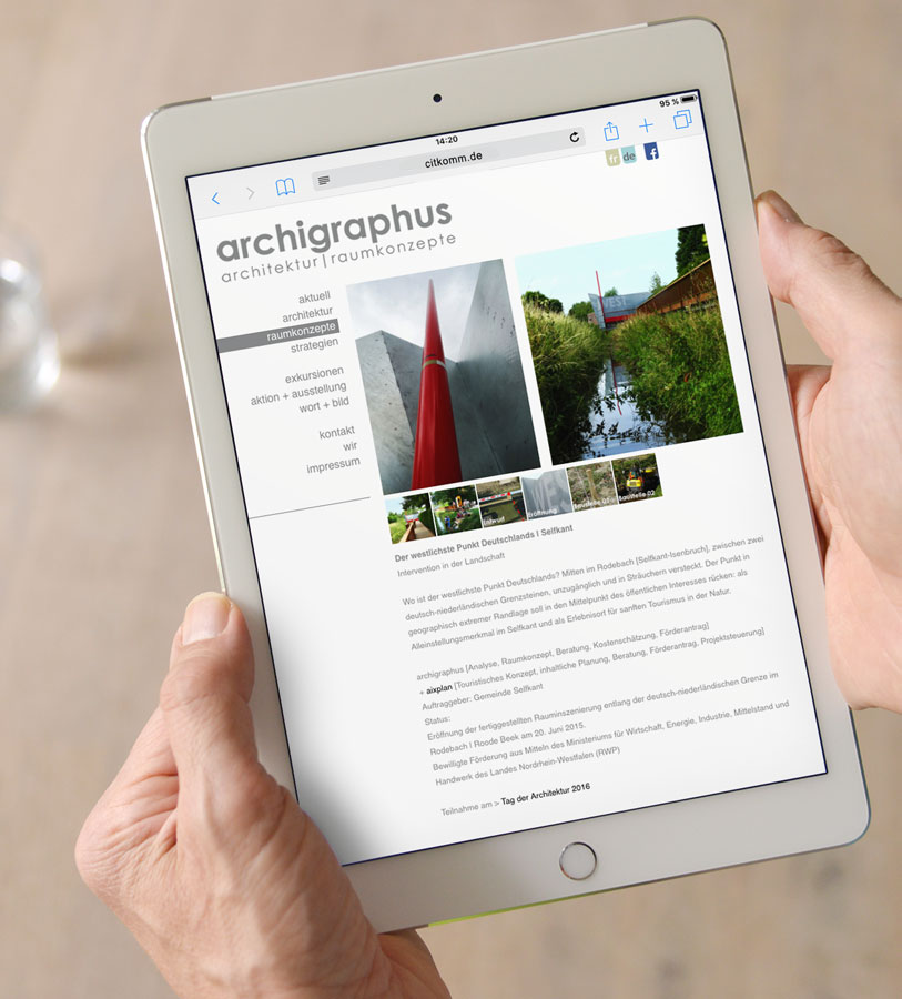 Website - Archigraphus